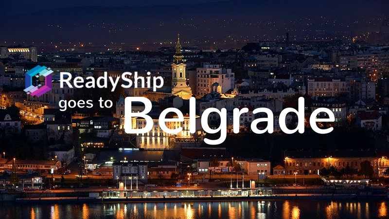 Meet ReadyShip at WordCamp Europe 2018 in Belgrade! #WCEU