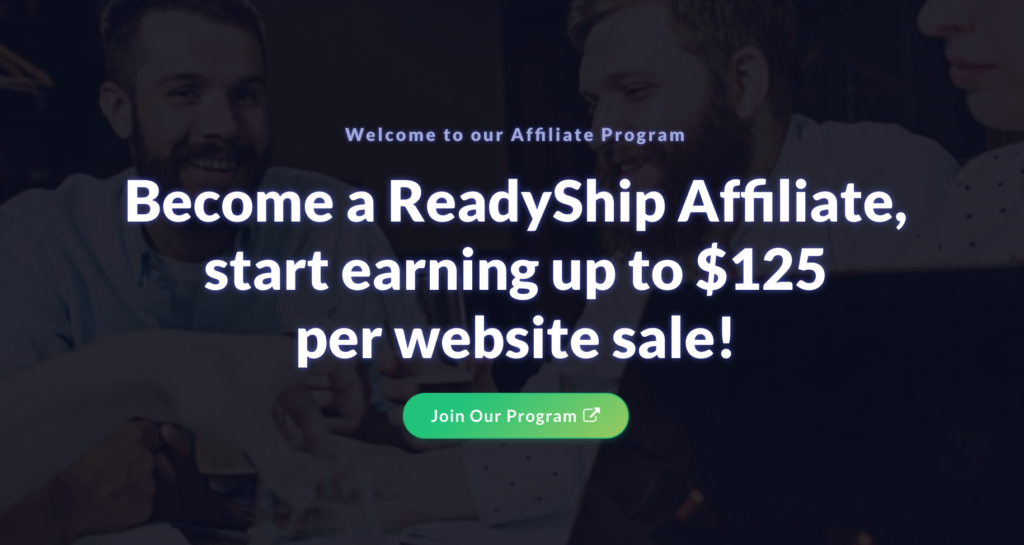 ReadyShip Starts Affiliate Marketing Program