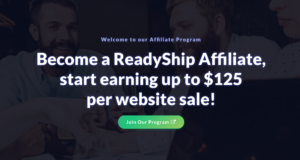 ReadyShip Starts Affiliate Marketing Program