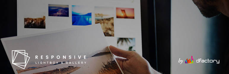 Responsive Lightbox & Gallery by dFactory