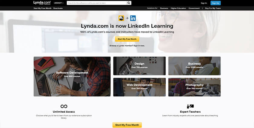 lynda wordpress development
